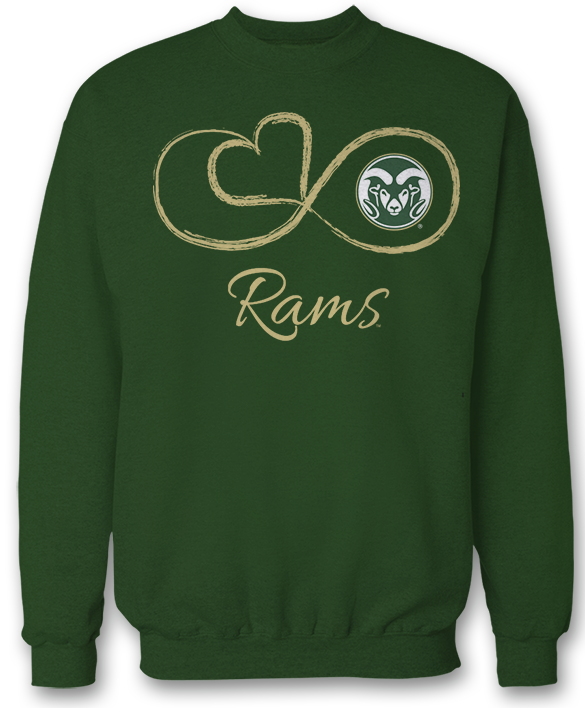 Infinite Heart - Colorado State Rams