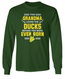 This Grandma Loved Them Before You Were Even Born - Oregon Ducks