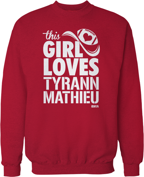 This Girl Loves - Tyrann Mathieu