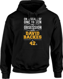 My Obsession From 1 to 10 With David Backes is 42