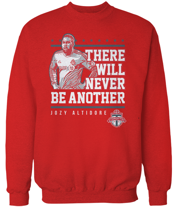 There Will Never Be Another - Jozy Altidore