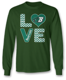 Stacked Love - Binghamton Bearcats
