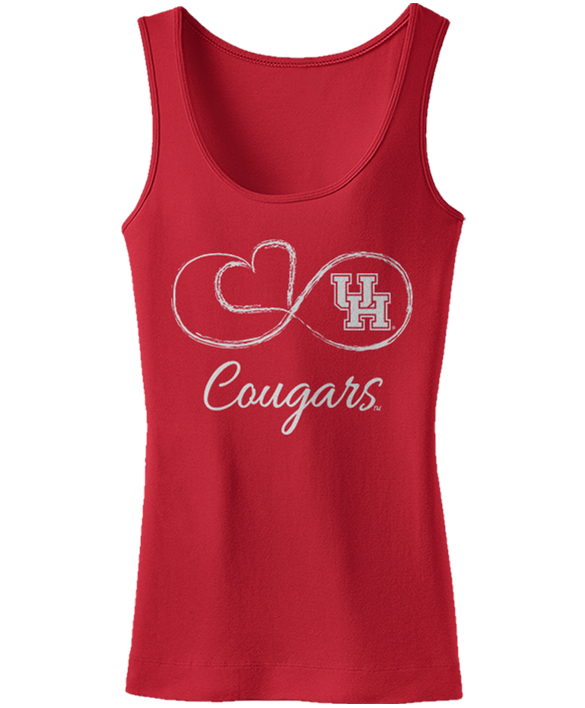 Infinite Heart - Houston Cougars