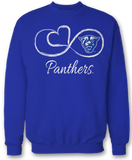 Infinite Heart - Georgia State Panthers
