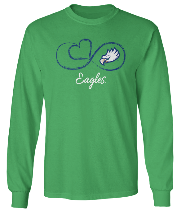 Infinite Heart - Florida Gulf Coast Eagles