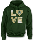Stacked Love - Colorado State Rams