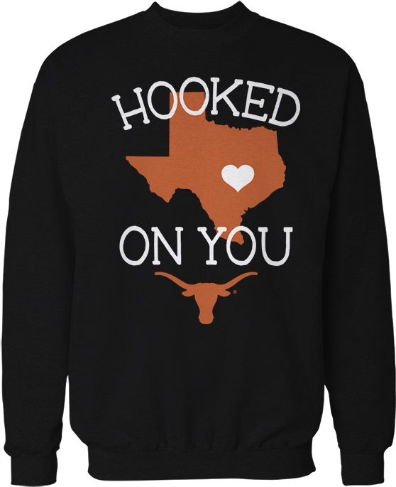 Hooked On You - Texas Longhorns