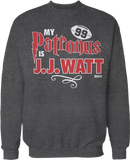 My Patronus Is - JJ Watt