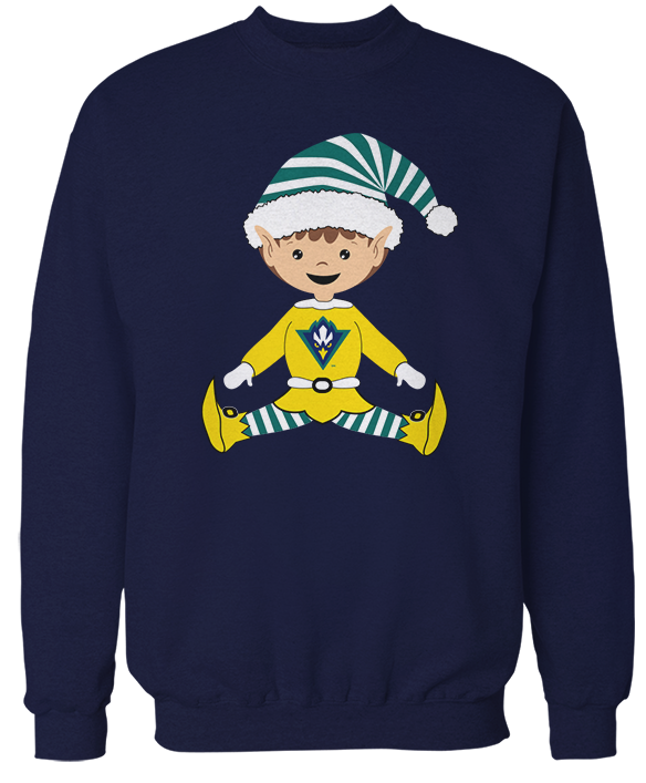 Elf Logo - UNC Wilmington Seahawks