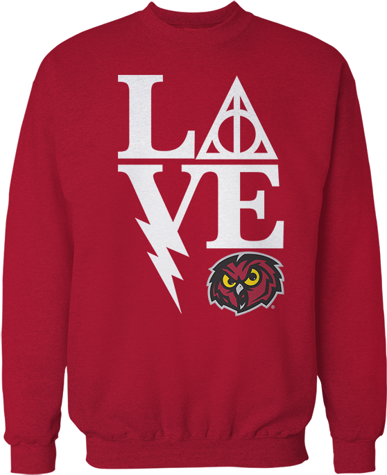 HP Love - Temple Owls