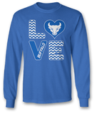 Stacked Love - Buffalo Bulls