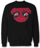 Pug Life (Pug With Logo Sunglasses) - Utah Utes