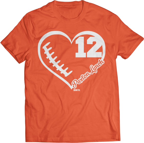My Heart Number - Paxton Lynch