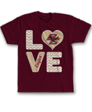 Stacked Love - Boston College Eagles