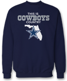 This Is Cowboys Country - Florida - Dallas Cowboys