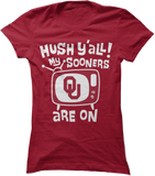 Hush Y'all - Oklahoma Sooners