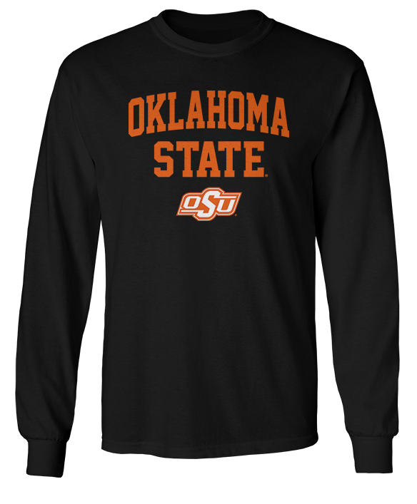 Simple Arch - Oklahoma State Cowboys