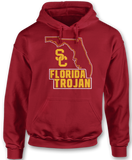 Florida Map Trojan - USC Trojans