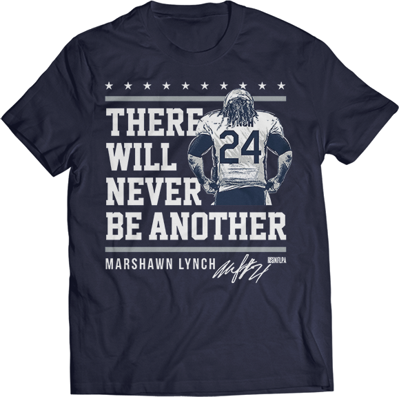 Never Be Another - Marshawn Lynch