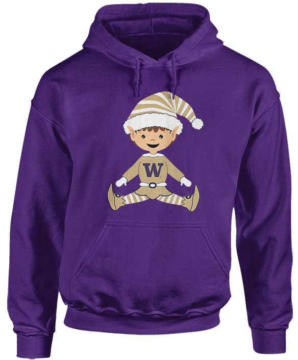 Elf Logo - Washington Huskies