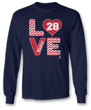 Stacked Love - Corey Kluber