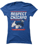 Respect Chicago - Jake Arrieta