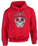 New Mexico Lobos - Sugar Skull Baseball Hat