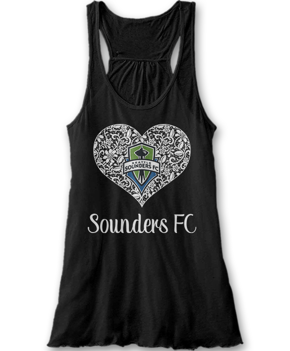Lace Logo - Seattle Sounders