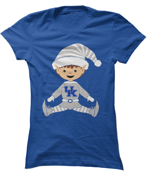 Elf Logo - Kentucky Wildcats