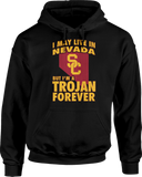 May Live In Nevada But Trojan Forever - USC Trojans