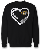 My Heart Team - Mizzou Tigers