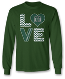 Stacked Love - Hawai'i Rainbow Warriors