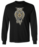 Sugar Skull Owl - Western Michigan Broncos