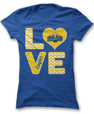 Stacked Love - Morehead State Eagles