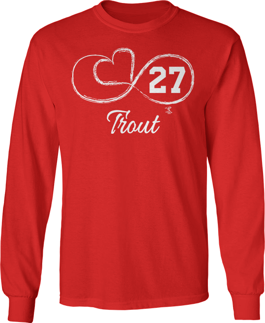 Infinite Heart - Mike Trout