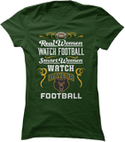 Real Women Watch Football, Smart Women Watch - Baylor Bears