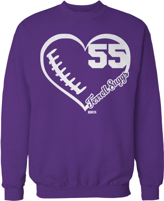 My Heart Number - Terrell Suggs