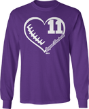 My Heart Number - Laquon Treadwell