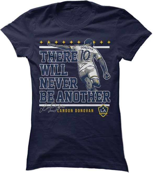 Never Be Another - Landon Donovan