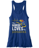 This Nurse Loves - Kansas Jayhawks