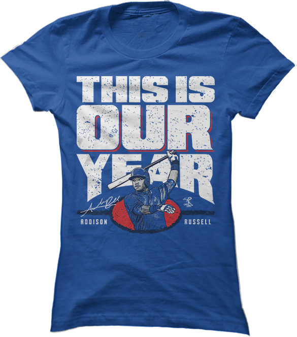 This Is Our Year - Addison Russell