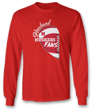 Husband Heart - Nebraska Cornhuskers