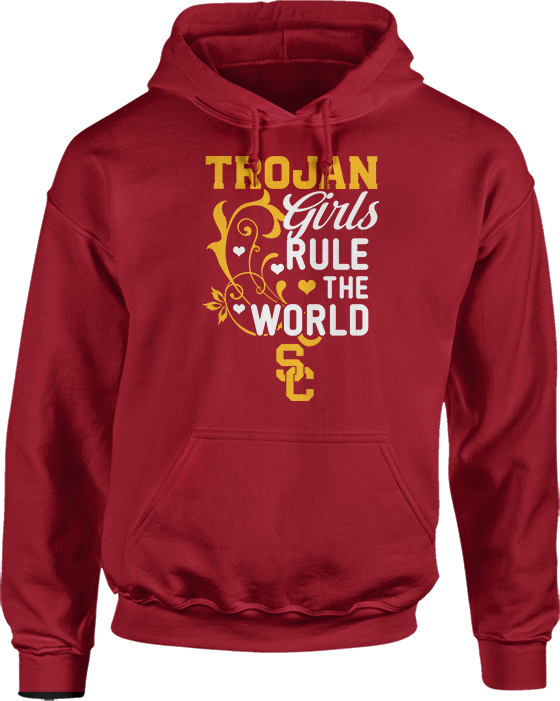 Girls Rule The World - USC Trojans