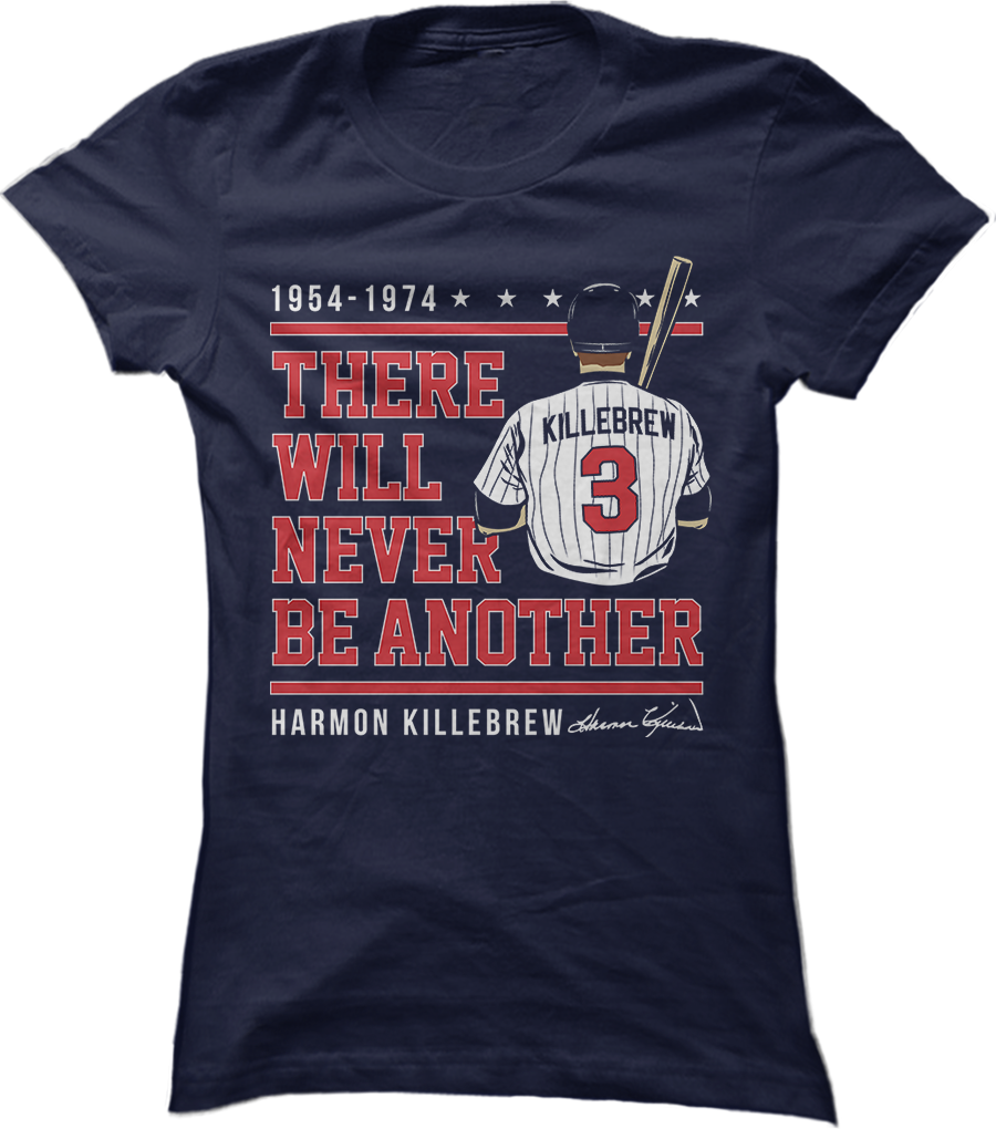 Never Be Another - Harmon Killebrew