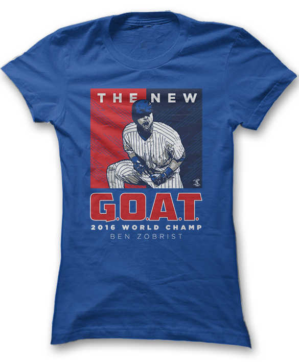 The New G.O.A.T - Ben Zobrist