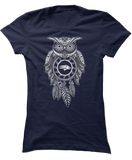 Sugar Skull Owl - Nevada Wolf Pack