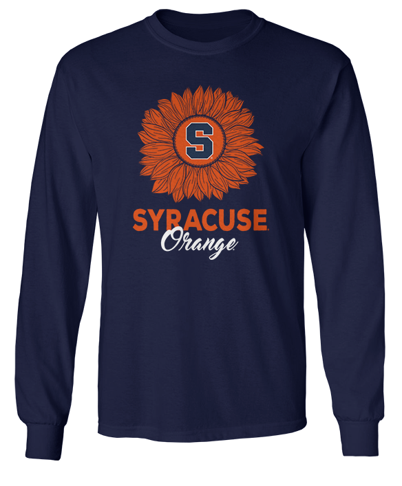 Flower Logo - Syracuse Orange