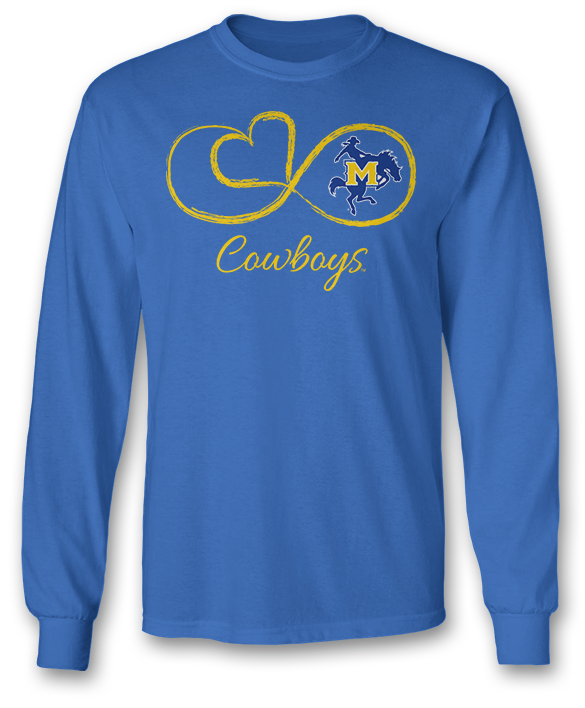 Infinite Heart - McNeese State Cowboys