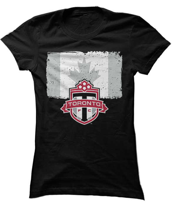 Show Your Pride (Canadian Flag) - Toronto FC