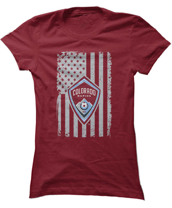 Show Your Pride - Colorado Rapids